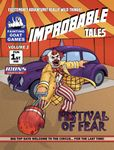 RPG Item: Improbable Tales Volume 2, Issue 1: Festival of Fear (ICONS)