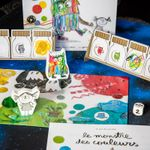 Board Game: The Color Monster