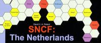 Board Game: SNCF: The Netherlands