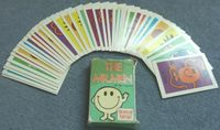 Board Game: The Mr. Men