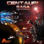 Board Game: Centauri Saga
