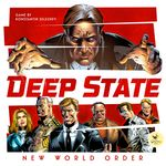 Board Game: Deep State: New World Order