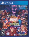 Video Game: Marvel vs. Capcom: Infinite