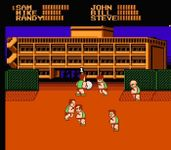 Video Game: Super Dodge Ball