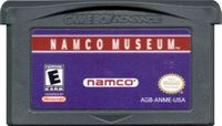 Video Game Compilation: Namco Museum (2001 / GBA / Wii U)