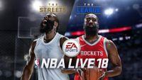 Video Game: NBA LIVE 18