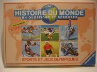 Board Game: Histoire Du Monde: Sports Et Jeux Olympiques