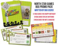 Board Game: North Star Games BGG Promo Pack
