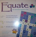 Board Game: Equate