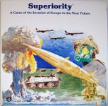 Board Game: Superiority: A Game of the Invasion of Europe in the Near Future