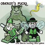 Board Game: Oberon's Pucks