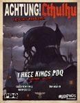 RPG Item: Zero Point Part 1: Three Kings PDQ Core Rule Book