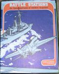 Board Game: Battle Stations: An Operational Game of Modern Seapower