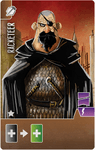 Board Game: Architects of the West Kingdom: Racketeer