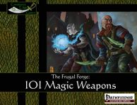 RPG Item: The Frugal Forge: 101 Magic Weapons