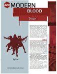 RPG Item: Blood Sugar