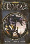 RPG Item: Game Master's Vault