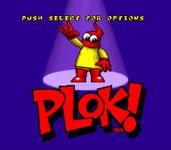 Video Game: Plok