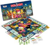 Board Game: Monopoly: Simpsons Treehouse of Horror