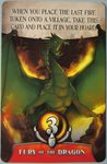 Board Game: DragonFlame: Fury of the Dragon Promo Card