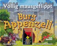 Board Game: Burg Appenzell Erweiterung: Völlig mausgeflippt