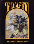RPG Item: The Cyclopedia Talislanta: The Western Lands (Volume IV)