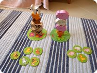 Board Game: My Very First Games: Animal upon Animal