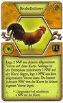 Board Game: Agricola: Brakelhühner Promo Card