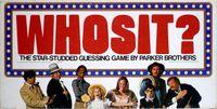 Board Game: Whosit?