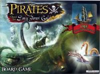 Board Game: Pirates: Quest for Davy Jones' Gold