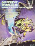 Issue: Different Worlds (Issue 17 - Dec 1981)
