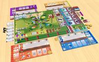 Board Game: The Gallerist