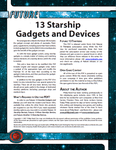 RPG Item: 13 Starship Gadgets and Devices