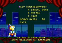 Video Game: Dynamite Headdy