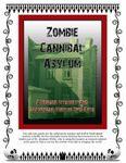 RPG Item: Zombie Cannibal Asylum