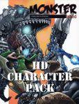 RPG Item: Monster Island (HD Character Pack)