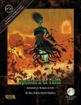 RPG Item: Splinters of Faith 10: Remorse of Life  (Swords & Wizardry)