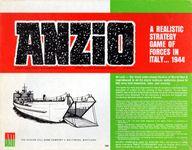 Board Game: Anzio