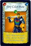 Board Game: Castle Panic: Any Color Hero Promo