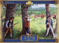 Board Game: 1775: Rebellion