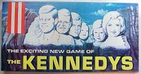 Board Game: The Exciting New Game of the Kennedys