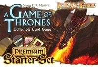 Board Game: A Game of Thrones Collectible Card Game