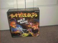 Board Game: BattleBots: Build' Em Bash 'Em
