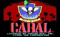 Video Game: Cabal