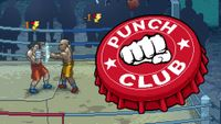 Video Game: Punch Club
