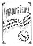 RPG Item: Vansinnets Teater