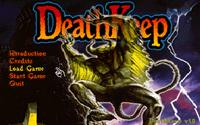 Video Game: Deathkeep