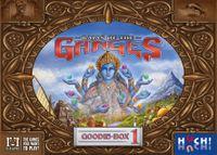 Board Game: Rajas of the Ganges: Goodie Box 1