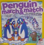 Board Game: Penguin March & Match