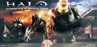 Board Game: Halo Interactive Strategy Game